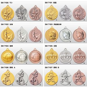 メダル/直径:4cm/PPケース/(SM40C...の詳細画像2
