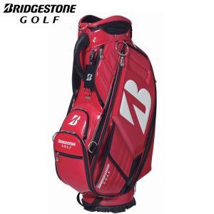 ブリヂストンゴルフ BRIDGESTONE GOLF キャディバッグ CBG21B 9.5型 47インチ対応 数量限定品|winning-golf