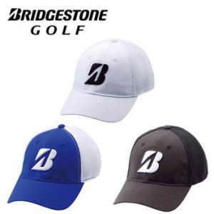 即納★ブリヂストン BRIDGESTONE GOLF ハーフメッシュキャップ CPG811 【セール価格】 winning-golf