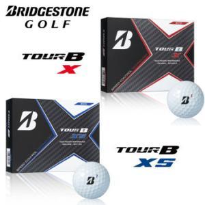 ブリヂストンゴルフ BRIDGESTONE GOLF ゴルフボール TOUR B X /TOUR B XS 1ダース(12球) 2020年モデル |winning-golf