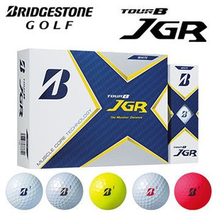 [2021/NEW]ブリヂストンゴルフ BRIDGESTONE GOLF ゴルフボール TOUR B JGR 1ダース(12球) |winning-golf