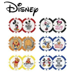 ダンロップ Disney ディズニー チップマーカー GGF-07105 ゴルフ ゴルフコンペ景品/賞品  winning-golf