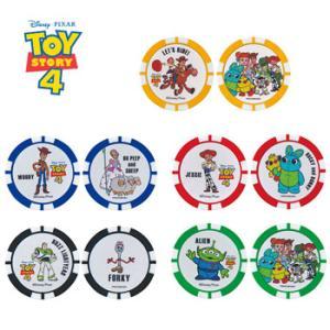 ダンロップ Disney ディズニー TOY STORY 4 チップマーカー GGF-07112 ゴルフ トイストーリー4  winning-golf