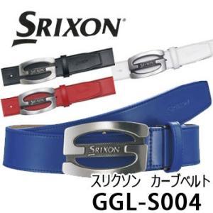 ダンロップ スリクソン ベルト GGL-S004 SRIXON ゴルフ カーブベルト|winning-golf