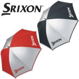 [晴雨兼用]ダンロップ SRIXON スリクソン UVカットアンブレラ 銀傘 GGP-S005 65cm ゴルフ パラソル カサ 傘 winning-golf