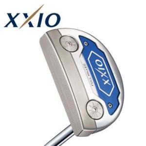 [レフティモデル]ダンロップ ゼクシオ XXIO ゼクシオ ミルドパター マレットタイプ(左用) オリジナルスチールシャフト ゴルフ|winning-golf