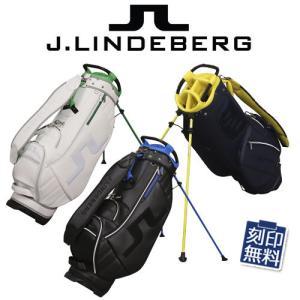 即納★[2021/NEW]J.LINDEBERG キャディバッグ JL-022S (28878) 9型 スタンド式 ゴルフ ジェイリンドバーグ|winning-golf