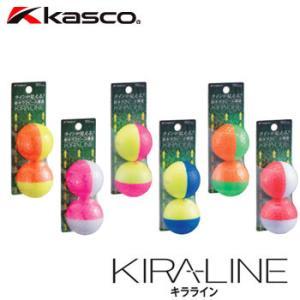 キャスコ KASCO KIRA-LINE KIRAツートンカラーモデル キラライン 3ピースボール 【セール価格】|winning-golf