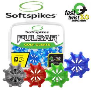 即納あり★ソフトスパイク社 パルサーLP Fast Twist3.0(FT3.0) 18個入り (S-549)交換用ソフト鋲 PULSAR SOFTSPIKES社|winning-golf