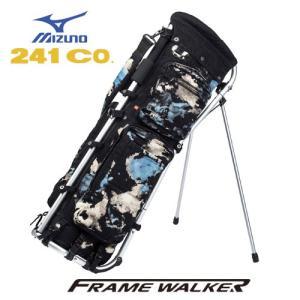 ミズノ 241CO. フレームウォーカー キャディバッグ 5LJC200900 MIZUNO FRAMEWALKER ゴルフ|winning-golf