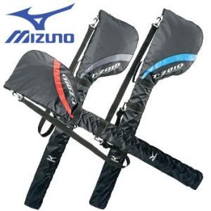 ミズノ T-ZOID クラブケース 5LJK175300 MIZUNO ゴルフ練習用クラブバッグ ティーゾイド T−ゾイド|winning-golf