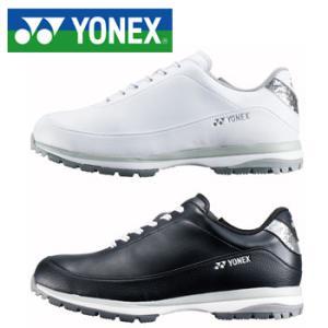 即納★ヨネックス YONEX パワークッション705L レディス用ゴルフシューズ POWER CUSHION 705L SHG-705L 【セール価格】|winning-golf