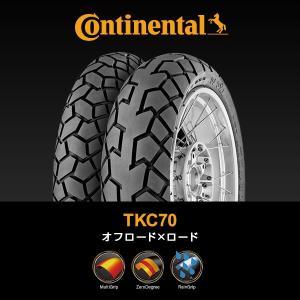 【正規販売】コンチTKC 70 150/70R18 M/C 70T TL M+S|wins-japan