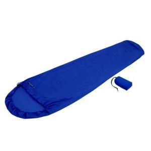 モンベル ポルカテックススリーピングバッグカバー(シュラフ・寝袋) インクブルー 1121020 (mont-bell)|wins
