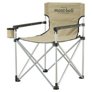 モンベル ベースキャンプチェア ライトタン 1122514 (mont-bell)|wins