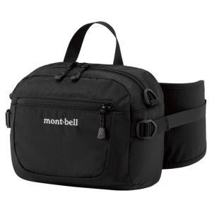 モンベル ランバーパック S ブラック 1123910 (mont-bell)|wins