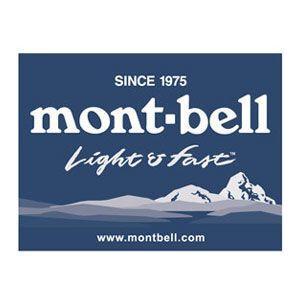 モンベル ステッカー Light&Fast 1124264 (mont-bell) wins
