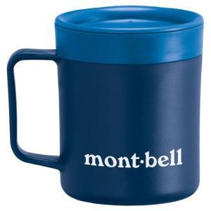 モンベル サーモマグ200ml モンベルロゴ ロイヤルブルー 1124561 (mont-bell)|wins