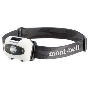 モンベル パワー ヘッドランプ ホワイト 1124586 (mont-bell)|wins