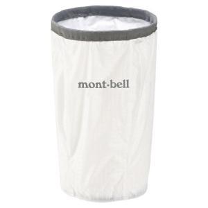 モンベル クラッシャブル ランタンシェード L ホワイト 1124622 (mont-bell)|wins