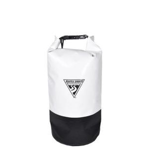 (SEATTLESPORTS)シアトルスポーツ BLIZZ ドライバッグ XS ホワイト|wins