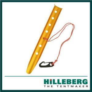 (HILLEBERG)ヒルバーグ スノー&サンドペグ 6p wins