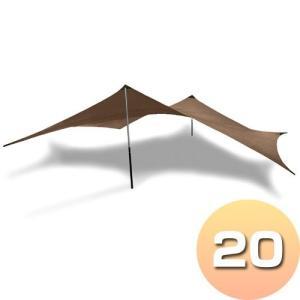 (HILLEBERG)ヒルバーグ Tarp 20 UL Sand|wins