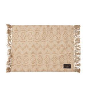 (PENDLETON)ペンドルトン Canvas Lunch Mat with Fringe (53053Mountain Majesty)|wins