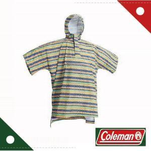 コールマン Coleman トレックレインポンチョ フェスウェーブ/グリーン 2000013467 wins
