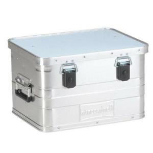 (HUNERSDORFF)ヒューナスドルフ Metal army Box 50L|wins