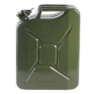 (HUNERSDORFF)ヒューナスドルフ MetalKanister CLASSIC 20L オリーブ|wins