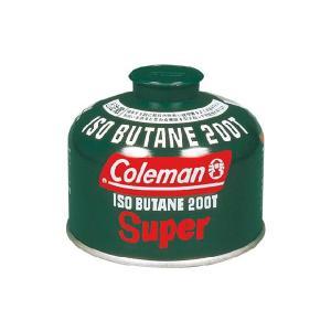 コールマン Coleman 純正イソブタンガスTタイプ 230g 5103A200T|wins