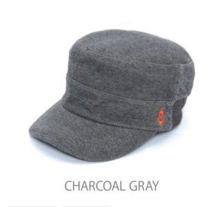 クレ clef リブ スウェット ワークキャップ/TPN RIB WORK CAP CHARCOALGRAY RB3325|wins