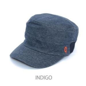 クレ clef リブ スウェット ワークキャップ/TPN RIB WORK CAP INDIGO RB3325|wins