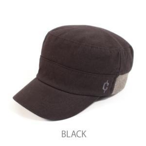クレ clef ベーシック リブ ワークキャップ/BASIC RIB WORK CAP BLACK RB3478|wins