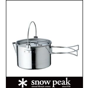 (snow peak)スノーピーク ケトル NO.1 /CS-068 (snowpeak)|wins