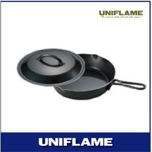 (UNIFLAME)ユニフレーム スキレット10インチ|wins