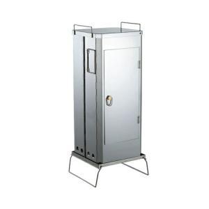 665916 フォールディングスモーカー (燻製器 くんせい器 家庭用スモーカー ) (ユニフレーム) FS-600 UNIFLAME