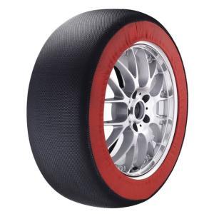 (AMS)アムス スノーカバー(タイヤチェーン代用品) 布製タイヤチェーン SC-L2|wins