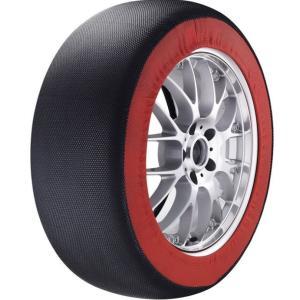 (AMS)アムス スノーカバー(タイヤチェーン代用品) 布製タイヤチェーン SC-L4|wins