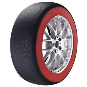 (AMS)アムス スノーカバー(タイヤチェーン代用品) 布製タイヤチェーン SC-M1|wins