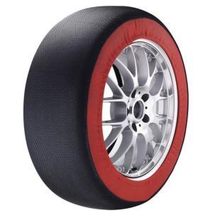 (AMS)アムス スノーカバー(タイヤチェーン代用品) 布製タイヤチェーン SC-S1|wins