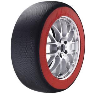 (AMS)アムス スノーカバー(タイヤチェーン代用品) 布製タイヤチェーン SC-S3|wins
