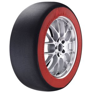 (AMS)アムス スノーカバー(タイヤチェーン代用品) 布製タイヤチェーン SC-S4|wins