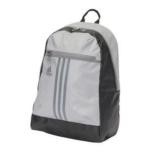 (adidas)アディダス 3ストライプス Basicバックパック 22L クリアオニキスグレー|wins