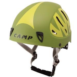 カンプ CAMP アーマー ARMOUR (ヘルメット) グリーン×ライトグリーン 50190 (Caravan/キャラバン)|wins