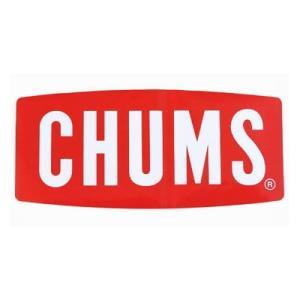(CHUMS)チャムス Sticker CHUMS Logo Large wins
