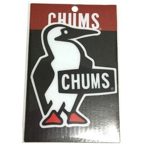(CHUMS)チャムス Car Sticker Booby Bird Small wins