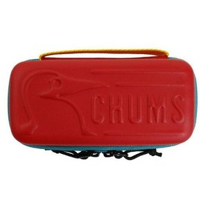 (CHUMS)チャムス Booby Sunglass Case・Red (Red) wins