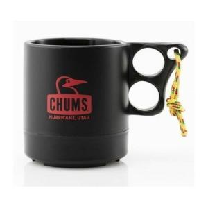 (CHUMS)チャムス キャンパーマグカップ (Black) wins